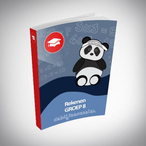 Oefenboek Rekenen Groep 8